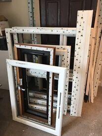 Various Upvc windows