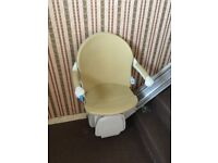 Chair Lift - Minivator Simplicity 950