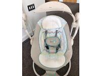 Ingenuity Baby Convert Swing 2 Seat Chair