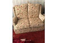 Fantastic Rutland 2seater+Chair+Reclining Chair as new