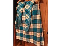 SPECIAL DRESS LENNOX TURQUOISE KILT & SOCKS