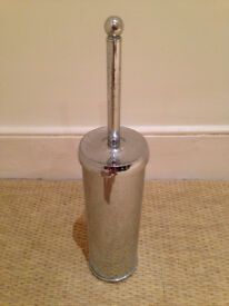 John Lewis Stainless Steel Toilet Brush (without brush head) JUST REDUCED