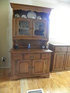 Buffet-vaissellier Vintage de marque Vilas