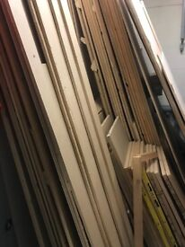 MDF / OAK wood great for DIY / Shelf's