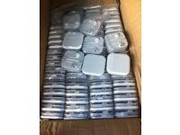 500 earphones for sale in packing