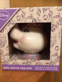 Disney Mrs Potts Tea Pot