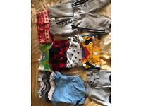 Baby boy bundle 0-3 month
