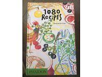 1080 Recipes classic Spanish cookbook