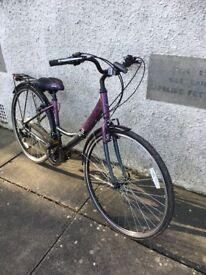 Ladies Hybrid Bicycle