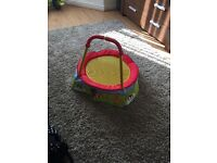 ***REDUCED***Kids trampoline excellent condition