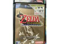 The Legend of Zelda The Windwaker GameCube