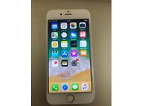 IPHONE 6 SILVER 16GB EE VIRGIN NETWORK GOOD CONDITION !!!