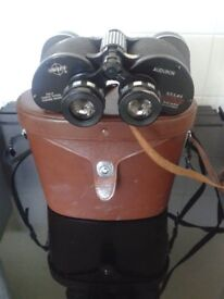 Binoculars Swift Audubon 8.5x44 Mk1 model 804, 4-6718226 extra wide field 445ft at 1,000yds withcase