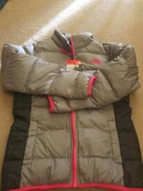 North face Girls Jacket for sale - Size Medium Age 8-10
