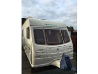 2001 Avondale Dart 510-5 L Mayfair Edition 5 berth caravan