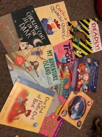Collection of 10 children's books
