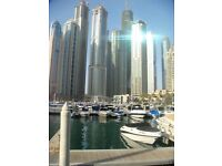 Dubai Marina, OFFER The Torch 2-Bedroom Large Apt. To Rent from 09/09/17-16/09/17 ONLY £350 7-nights