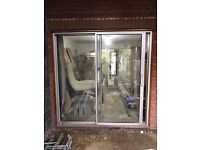 STILL AVAILABLE **Sliding Patio Doors Used 2m x 2m Good Condition***