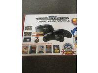 Sega Megadrive with 80 built in games