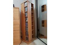 DVD / CD Storage Media Unit
