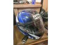 Lazer Motorbike medium Helmet men's track day helmet