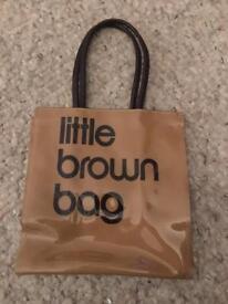 Little brown bag