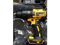 DeWalt DCD778 18V XR Cordless Brushless Combi Brand New