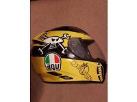 AGV Guy Martin Replica Helmet size M