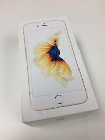 iPhone 6s 128Gb Gold on EE
