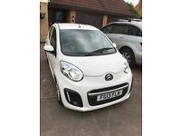 Citroen C1 VTR+ EGS (auto) 1 Lady owner from new