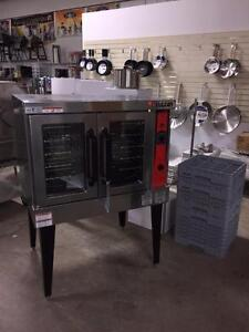 CONVECTION OVEN - NEW AMERICAN MADE VULCAN CONVECTION OVEN - STOREYS RESTAURANT SUPPLY - GAS ELECTRIC PROPANE SAME PRICE