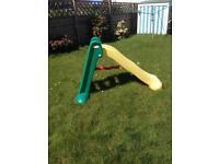 Little tikes large sunshine slide
