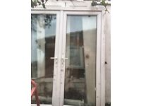 Used Double Glazed doors