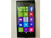 Nokia Lumia 735 Unlocked Mobile Phone (SOLD DEPENDING COLLECTION)