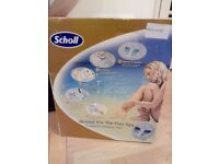 Scholl the feet spa
