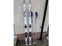 Elan Skis and poles