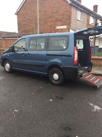 Citroen dispatch diesel 7 seater for sale Absolute Bargain price !