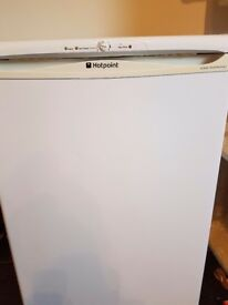 White hotpoint freezer
