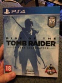 Rise of the Tomb Raider special edition