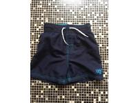 Boys swimming shorts age 5-6 years