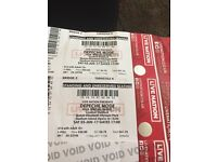 Depeche mode concert tickets