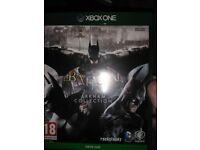 Batman return to arkham remastered 2 games
