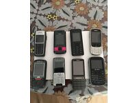 few mobil phones for sale