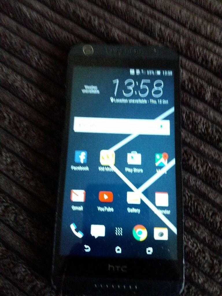 HTC DESIRE 626 UNLOCKED TO ANY NETWORK