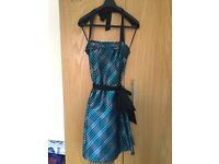 3 Women's dresses for sale and 2 shawls