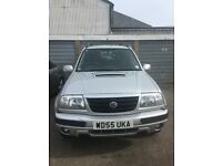 Suzuki Grand Vitara 2005 5 Dr Spares/repair (not running)