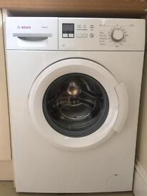Nearly new Bosch Maxx6 washing machine cost 300
