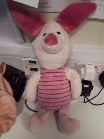 Disneyland Paris Piglet soft toy