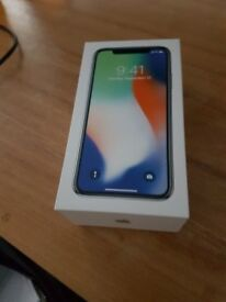 Iphone x 10 box only