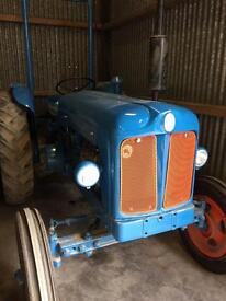 For sale Swap p/x tractor